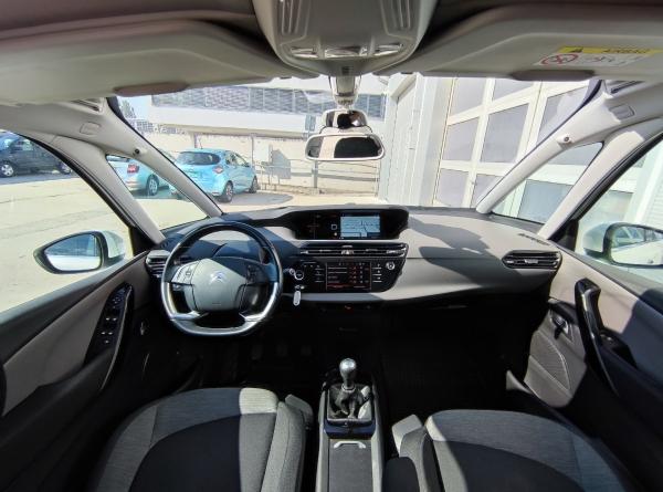 Citroën C4 Picasso 1,6 BlueHDi S&S Exclusive 88kW