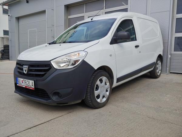 Dacia Dokker Van S&S Ambiance 1,6 75kW