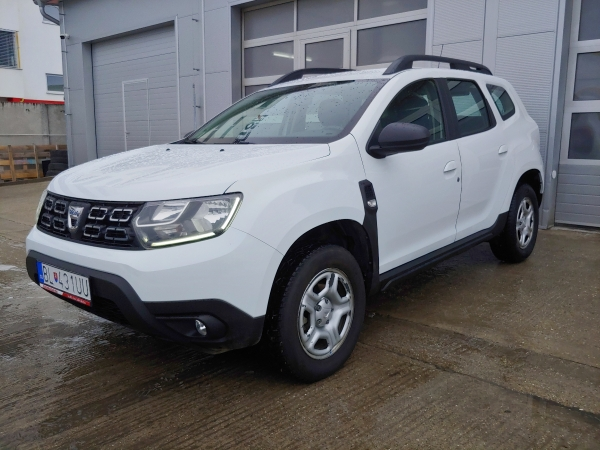 Dacia Duster Comfort 1,6 84kW