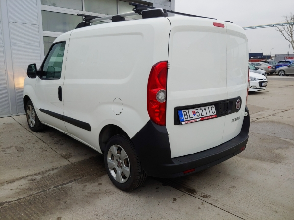 Fiat Dobló Cargo 1,3 MTJ  66kW