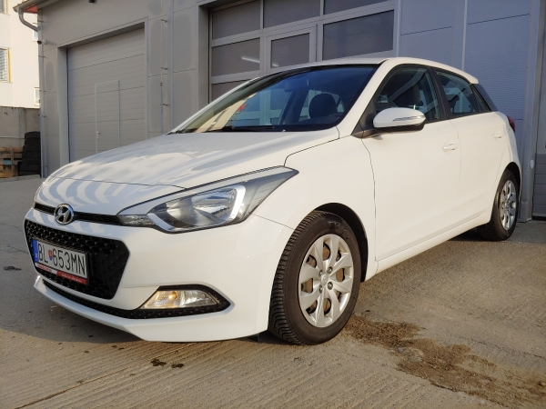 Hyundai i20 Comfort 1,2 62kW