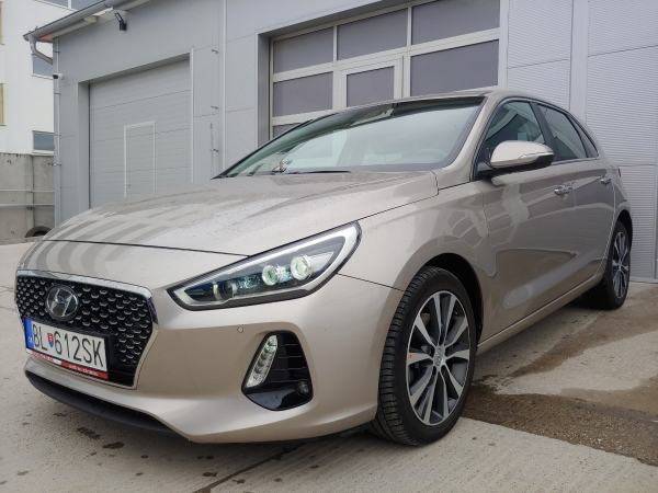 Hyundai i30 NOW! AT 1,6 CRDI 100kW