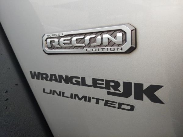 Jeep Wrangler Unlimited Rubicon Recon A/T 2,8 CRD 147kW