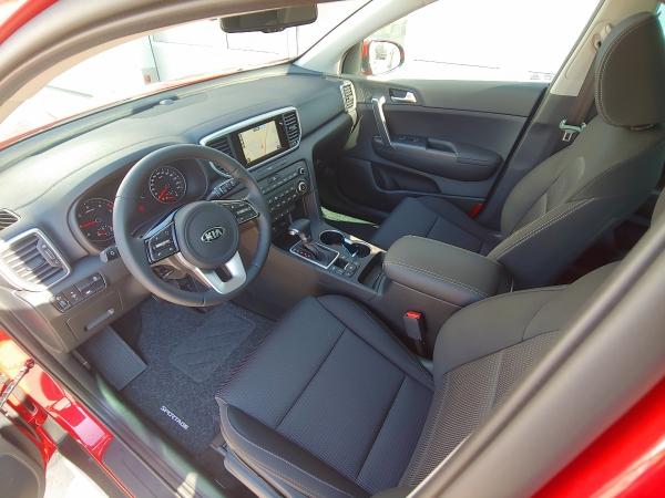 Kia Sportage Extra AWD A/T 1,6 CRDi 100kW