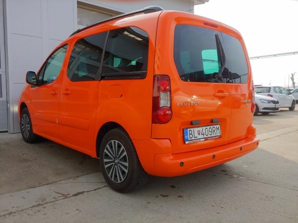 Peugeot Partner Tepee Active 1,6 HDi 55kW