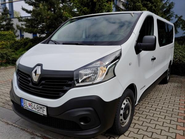 Renault Trafic Kombi BUS 1,6dCi 92kW