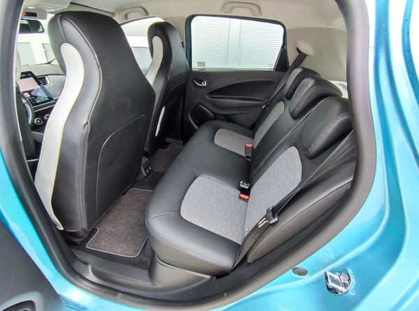Renault Zoe R135 Z.E. 52 kWh Intens 100kW