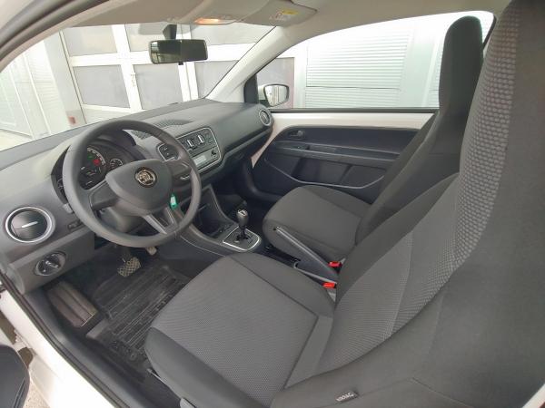Škoda Citigo Ambition Plus ASG 55kW