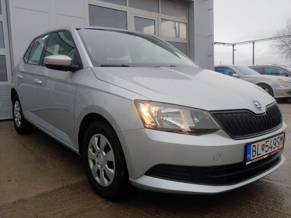 Škoda Fabia Active 44kW