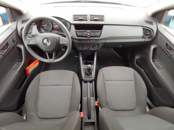 Škoda Fabia Active 70kW