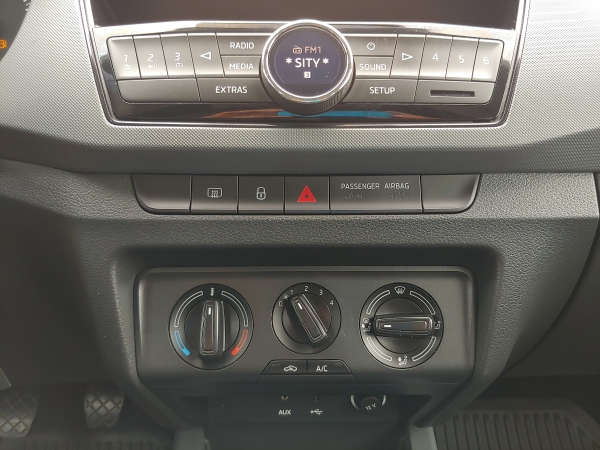 Škoda Fabia Active TSI 70kW