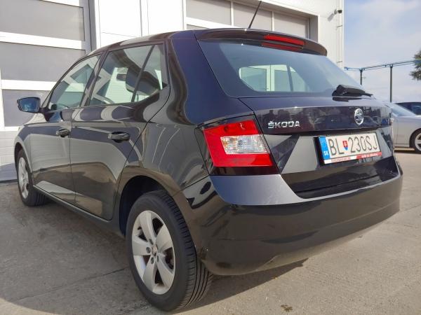 Škoda Fabia Ambition TSI 70kW