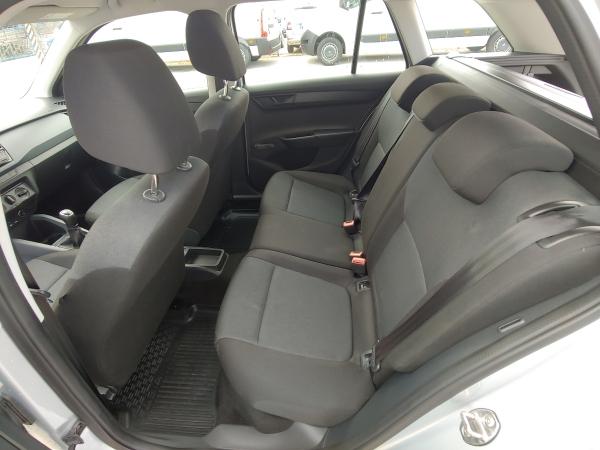 Škoda Fabia Combi Active 55kW