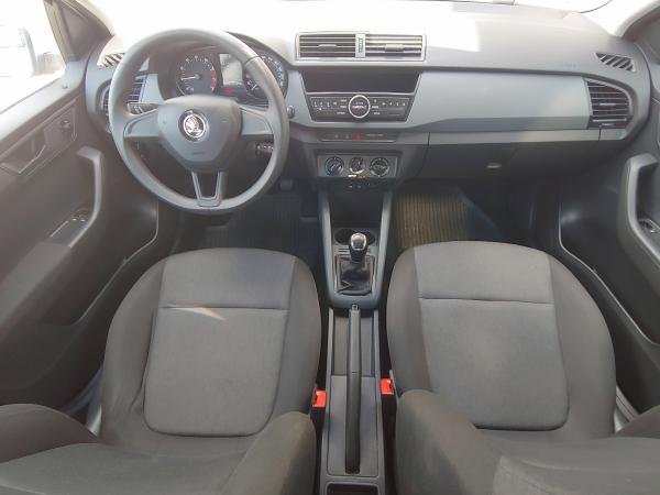 Škoda Fabia Combi Active TSI 70kW