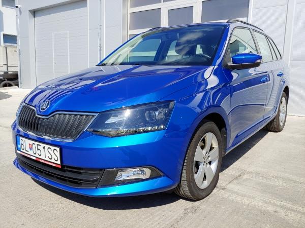 Škoda Fabia Combi Ambition 70kW