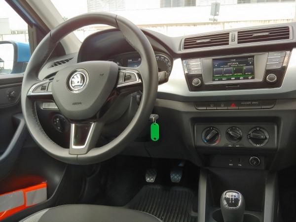 Škoda Fabia Combi Ambition TSI 70kW