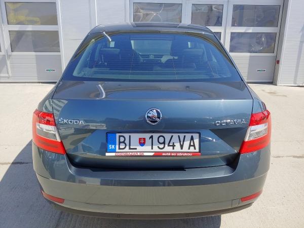 Škoda Octavia Active 1,6 TDI 85kW