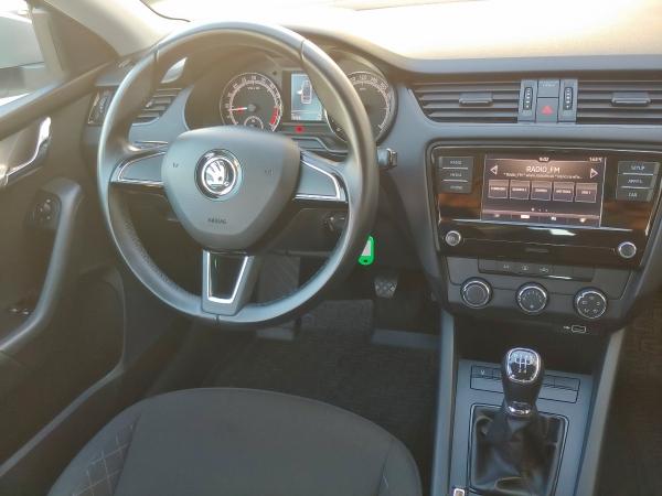 Škoda Octavia Combi Active 1,6 TDI 85kW