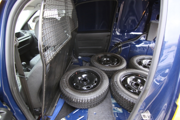 Škoda Praktik Active 1,2 TSI 63kW