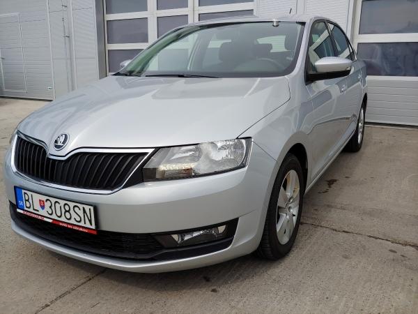 Škoda Rapid Ambition 70kW