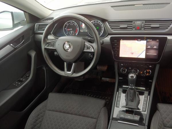 Škoda Superb Combi Style DSG 2,0 TDI 110kW
