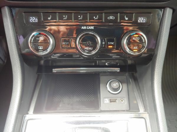 Škoda Superb Combi Style Plus 4x4 DSG 2,0 TDI 140kW