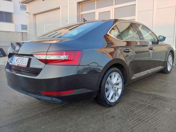 Škoda Superb Style Plus DSG 2,0 TDI 110kW