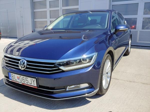 Volkswagen Passat Highline DSG 4Motion 140kW